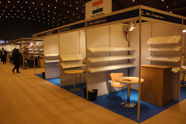 Exhibition Stand Essentials : What should i take to an exhibition noodle live