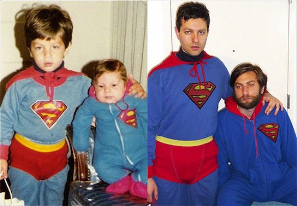 Recreating-Childhood-Photos-Supermen