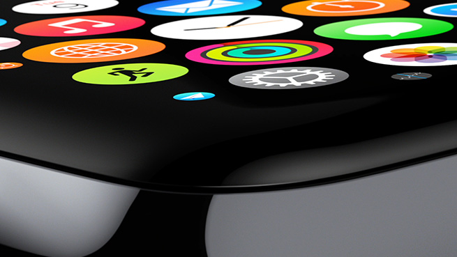 Sapphire Glass Apple Watch