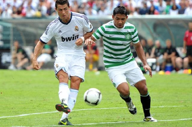 Cristiano Ronaldo Celtic