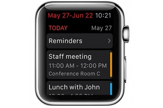 antastical Apple Watch apps for events professionals