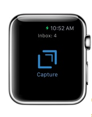 Drafts Apple Watch apps for events professionals
