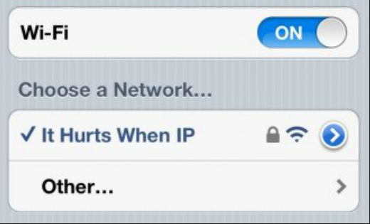 crazy wi-fi names