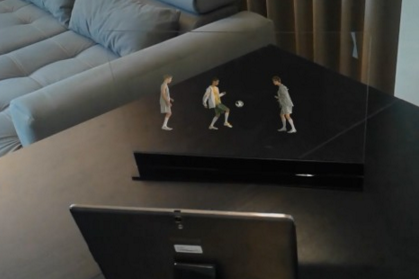 home hologram