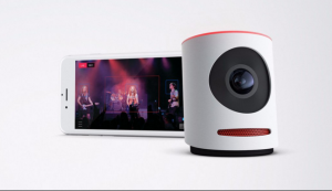 Mevo camera for smartphone