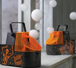 bubble fogger halloween decoration