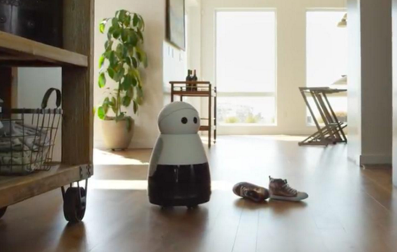 kuri robot best tech reveals ces