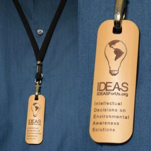 8 Alternative Ideas for Conference and Exhibition Name Badges