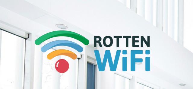 Rotten Wifi logo